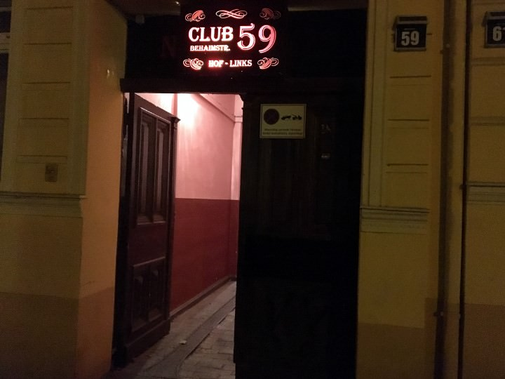 Bordell Club 59, Behaimstraße 59 in 13086 Berlin