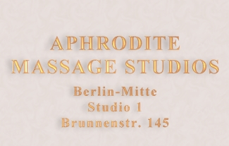 Massagestudio Aphrodite Berlin Mitte