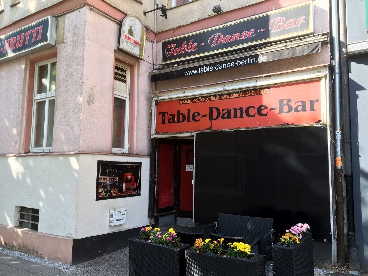 Tabledance Bar Tutti Frutti, Yorkstraße 2 in 10965 Berlin