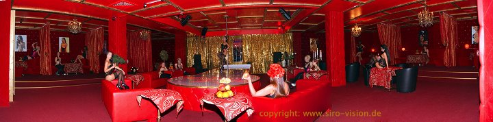 Ambiente Tabledance Club Golden Dolls