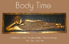 Thai Massage Berlin Studio Body Time